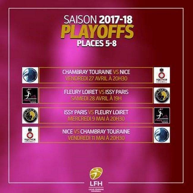 LFH - Demi-finales des playoffs, samedi 28 avril 2018 3