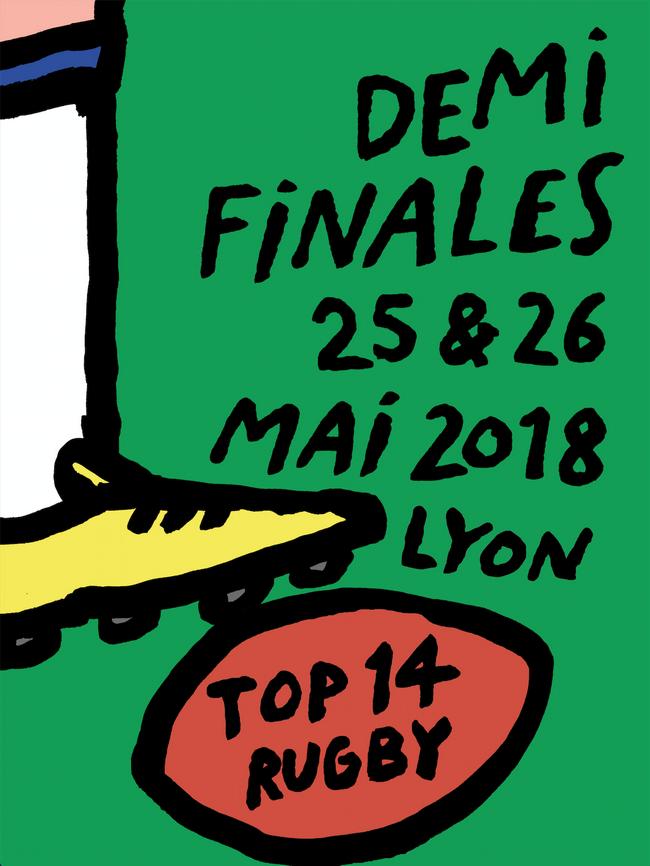 Lyon à la sauce rugby pour les demi-finales 3