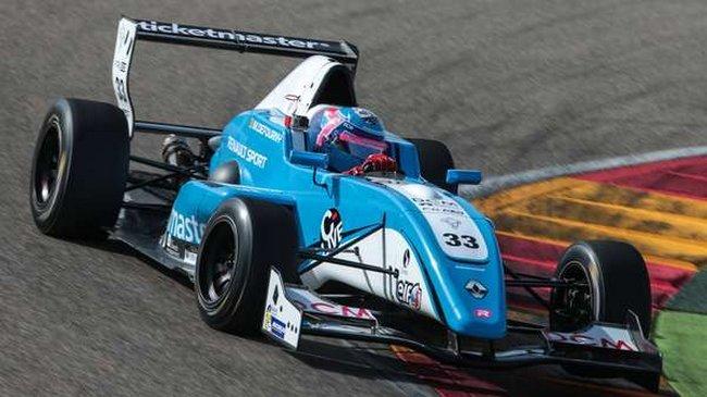Max DEFOURNY en tête pour la reprise de l'Eurocup Formula Renault 2