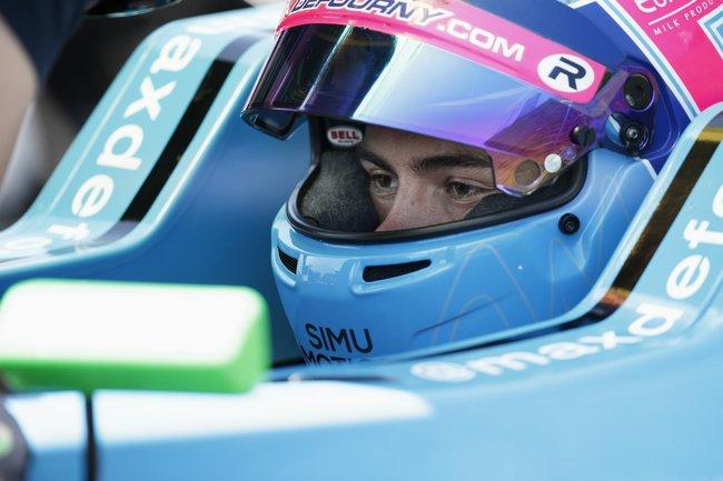 Max DEFOURNY s'offre la première pole en jeu au Red Bull Ring 1