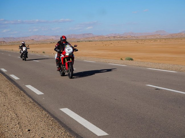 MOTO TOUR SERIES TUNISIE DEPART 5
