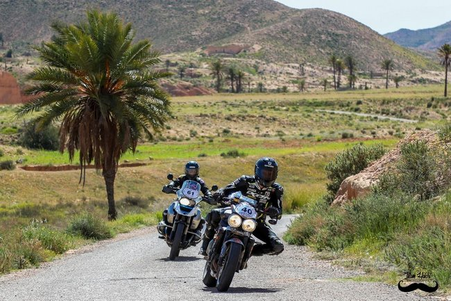 MOTO TOUR SERIES TUNISIE DEPART 6