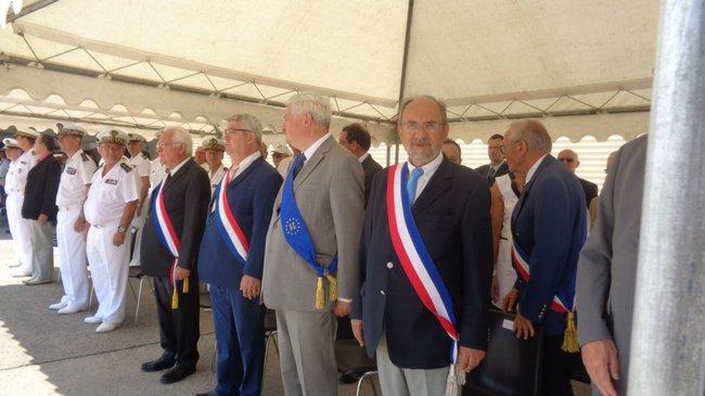 n°6 Francis Roux, 1er adjoint de HYERES, et Conseiller Départemental
