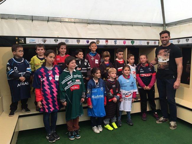 Nice accueille le Top 14 Rugby Tour les 5 et 6 mai 2