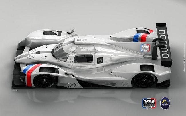 Norma Auto Concep Yvan Muller Racing