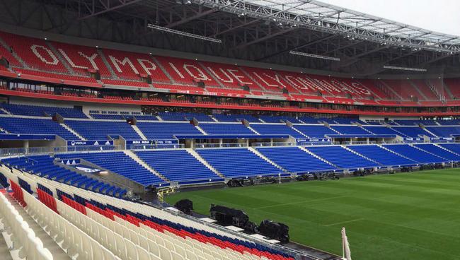 Parc Olympique Lyonnais coup d'envoi sur France 3 demain à 15h15