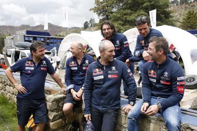 Peugeot signe un triplé historique 4