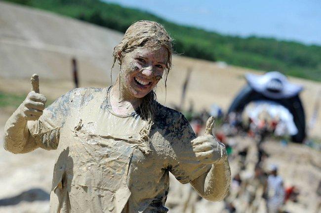 Pour The Mud Day Lyon, le samedi est complet 2