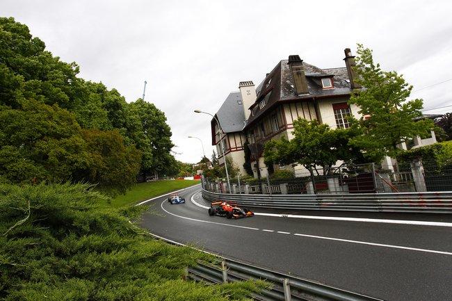 Premier défi urbain pour les jeunes loups de la Formule Renault Eurocup 2