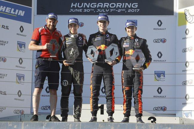Première victoire pour Daniel Ticktum et Arden Motorsport 2