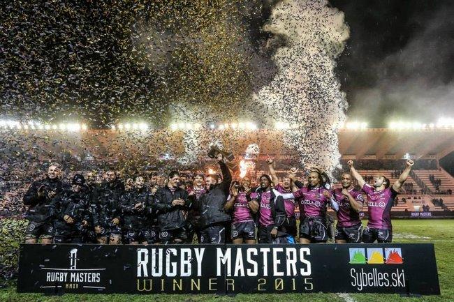 RCT - Rugby Club Toulonnais VS The Sharks le vendredi 5 février 2016 1