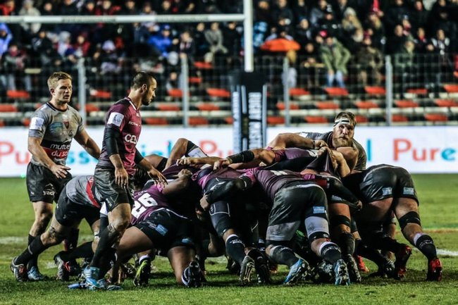 RCT - Rugby Club Toulonnais VS The Sharks le vendredi 5 février 2016 2