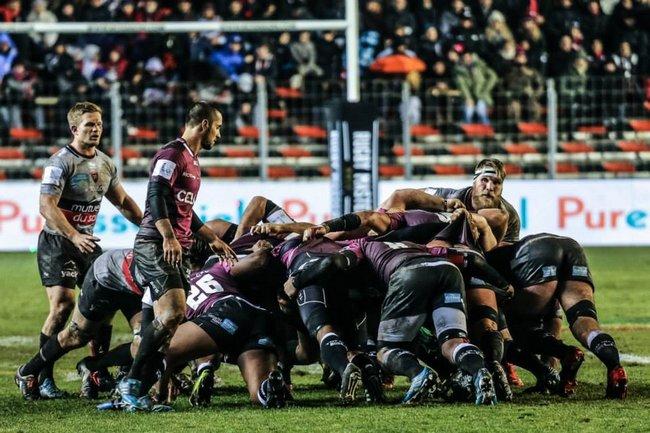 RCT - Rugby Club Toulonnais VS The Sharks le vendredi 5 février 2016 2