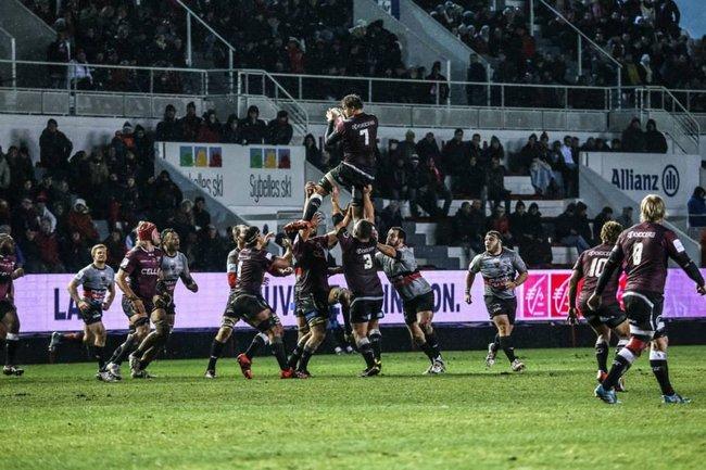 RCT - Rugby Club Toulonnais VS The Sharks le vendredi 5 février 2016 4
