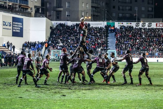 RCT - Rugby Club Toulonnais VS The Sharks le vendredi 5 février 2016 7