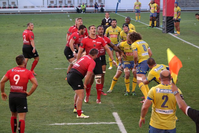 RCT Amical RCT vs ASM 7.8