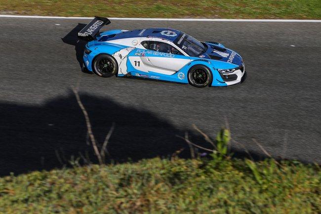 RENAULT SPORT TROPHY class racing 11 - anders fjordbach dennis andersen 1