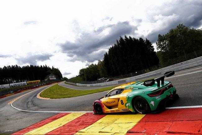 Retour à la Source pour le Renault Sport Trophy 4