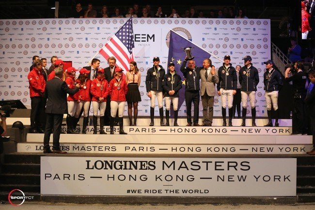 Riders Masters Cup 1