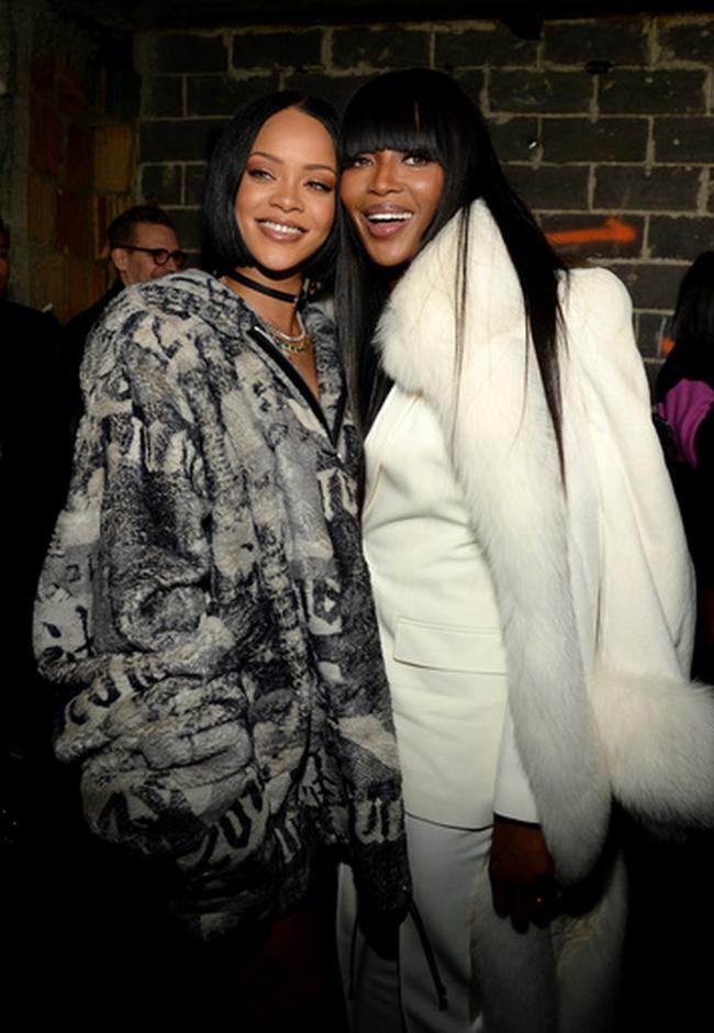 Rihanna 2016 By Collection La Hiver À Puma Automne Première Avant En qYptwH