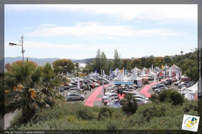 Salon de l 39 auto du mourillon for Salon de l habitat toulon