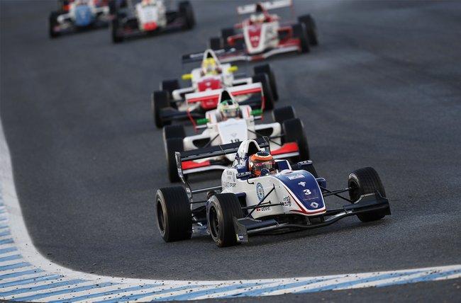 Samedi parfait pour Jack Aitken à Jerez 1