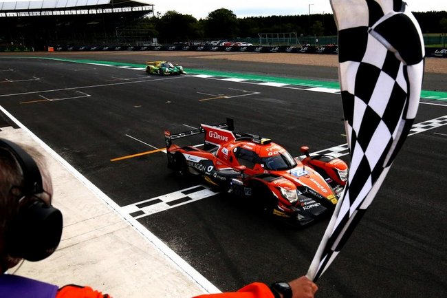 Silverstone, nouvelle victoire indiscutable de G-Drive Racing