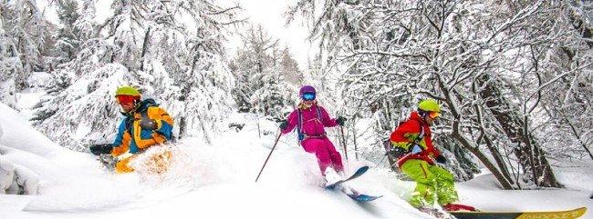Spécial ski de randonnée