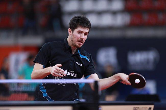Tennis de table championnats de france les premiers titres attribu s presse agence sport - Champion de france tennis de table ...