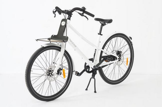 ThirtyOne 31, le premier vélo hybride de France qui se recharge au freinage 1