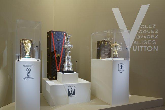 Trophy Moment Louis Vuitton Malletier - Thomas Raffoux 1
