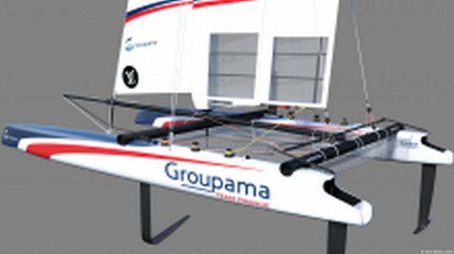 une année intense pour Groupama Team France 2