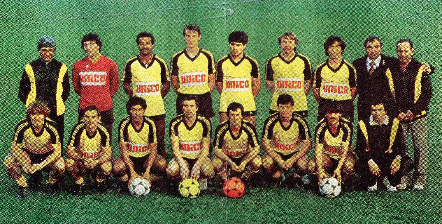 s 233 ance photo de l 233 quipe de l union sportive de sanary sur mer de 1982 presse agence sport