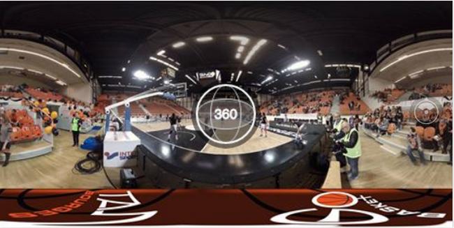 VRTUOZ et le Tango Bourges Basket s'associent pour amener la réalite virtuelle sur le terrain