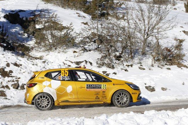 WRC 3 – Rallye Monte-Carlo 2